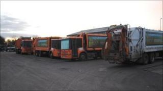 Ketteringham depot