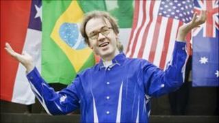 Edinburgh International Festival director Jonathan Mills