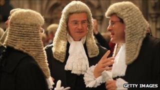 Judges gathered at Westminster Abbey, London to mark the official start to their legal year