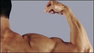 Man's arm