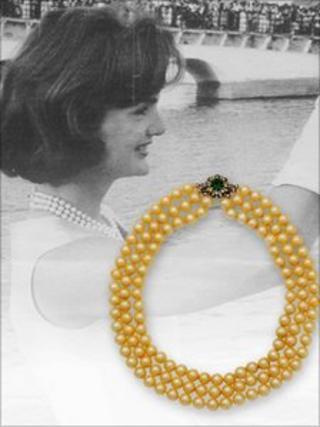 Onassis pearls
