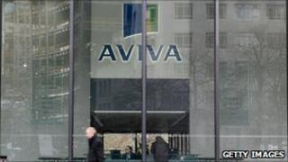 Aviva office
