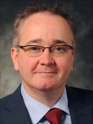 Council leader Gordon Matheson