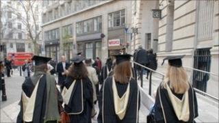 LSE graduates (2007)