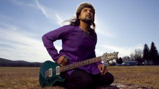 Salman Ahmad (image from 2009, photographer Chris Ramirez)