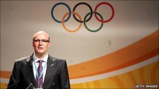 Sochi 2014 Winter Olympics president Dmitry Chernyshenko