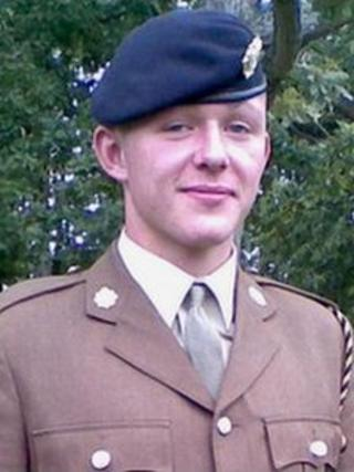 Pte Matt Brooks