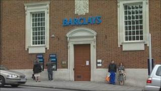 Barclays in Winchester
