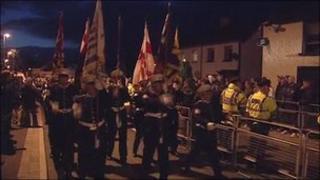 Rasharkin parade