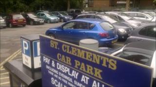 St Clements car park