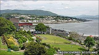 Dunoon (Undiscovered Scotland)