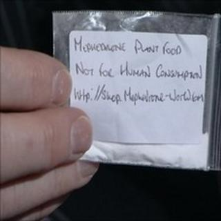 Mephedrone was sold in many shops as plant food