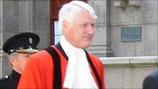 Jersey Bailiff Michael Birt
