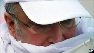 Abdelbaset Ali al-Megrahi, August 2009