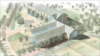Proposed Wynyard hotel