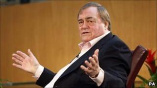John Prescott at Festival of Politics