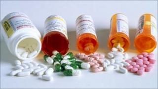bottles of pills generic