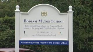 Bodiam Manor School