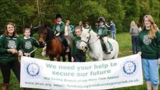 Mid Surrey Pony Club