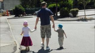 Parent with children generic
