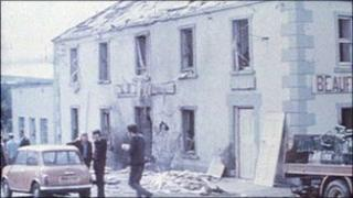 Claudy bombings