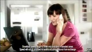"""Jane"" from the BT advert"
