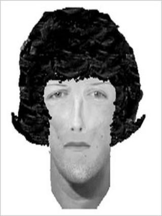 An e-fit of the man police want to question
