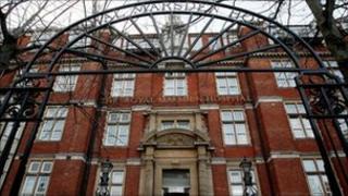 The Royal Marsden Hospital