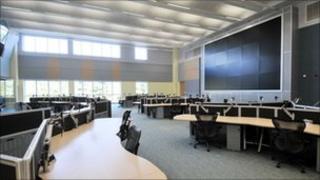 West Midlands regional centre