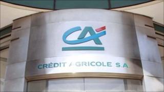 credit agricole headquarters