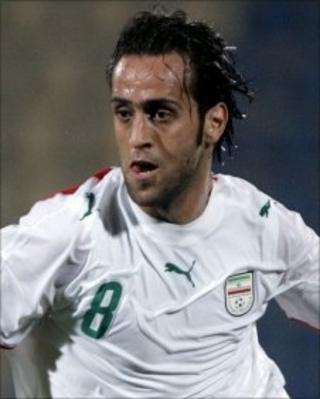 Ali Karimi 2007