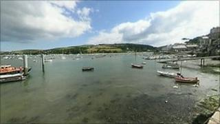 Salcombe and Kingsbridge Estuary