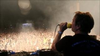 Pete Tong at Creamfields