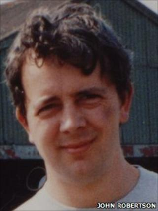 Terry Jupp, the MOD expert killed in a 2002 test-firing exercise in Essex