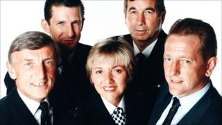 Former cast of The Bill