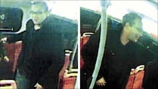 The man police are trying to trace on the Night 25 bus in Brighton