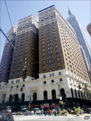 Herald Towers in midtown Manhattan