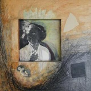 Dreams, Oracles, Icons by Mary Husted (New Hall Art Collection, Cambridge)