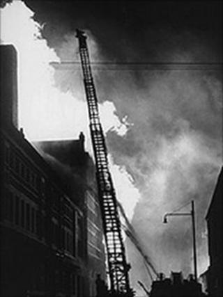 Cheapside fire