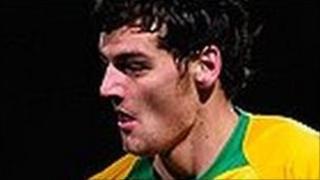Norwich City's Chris Martin