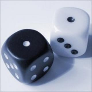 a pair of dice: just how loaded are they