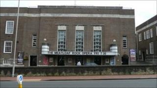 Tunbridge Wells Assembly Hall