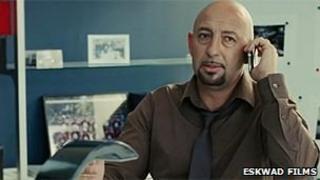 Kad Merad in the film, L'Italiano (Photo: ESKWAD)