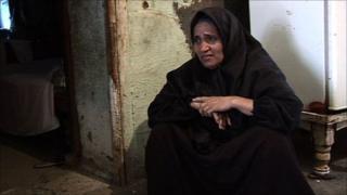 Nermeen Hadad's mother