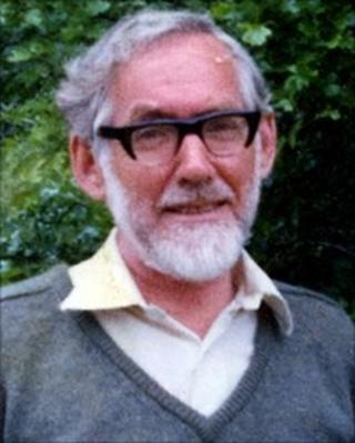 Ronald Glazebrook