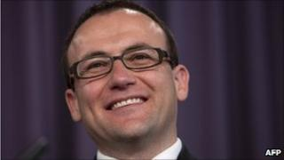 Greens MP Adam Bandt (file image)