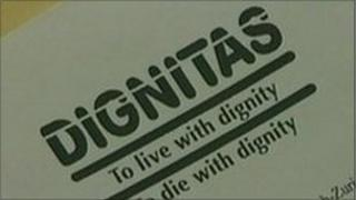 Swiss assisted-suicide organisation Dignitas