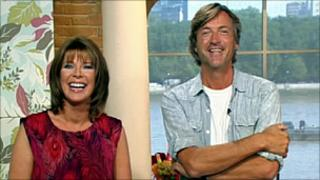 Ruth Langsford and Richard Madeley on This Morning