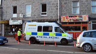 Holburn Street incident