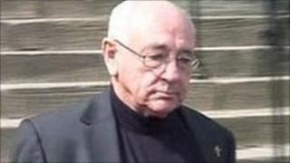 Fr Eugene Lewis